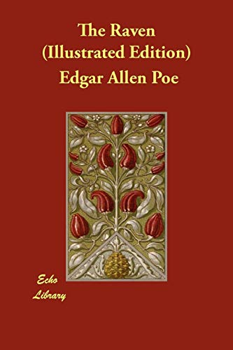 The Raven (Illustrated Edition) (Paperback): Edgar Allan Poe