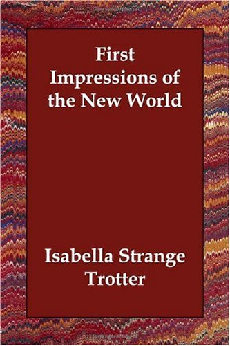 9781406810745: First Impressions of the New World