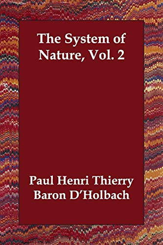 9781406813586: The System of Nature, Vol. 2