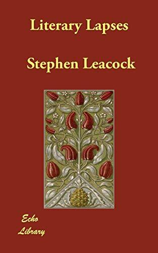 9781406814316: Literary Lapses