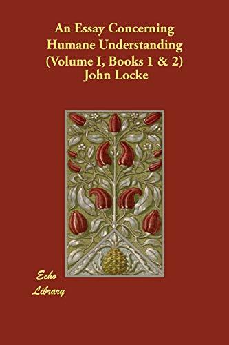 john locke an essay concerning human understanding book 2