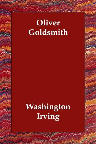 Oliver Goldsmith: Irving, Washington