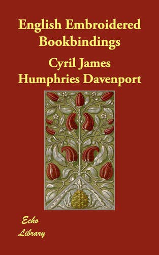 9781406818468: English Embroidered Bookbindings