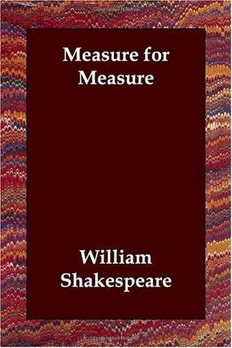 9781406821000: Measure for Measure