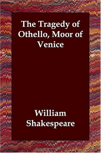 an overview of the concept of irony in the tragedy of othello a play by william shakespeare