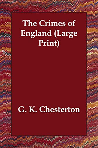 9781406822168: The Crimes of England
