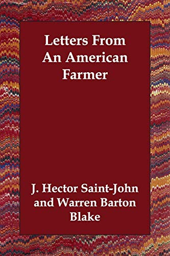 9781406830507: Letters From An American Farmer