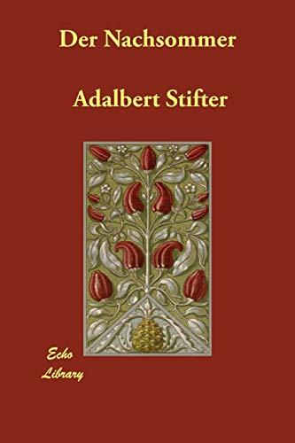 9781406832051: Der Nachsommer (German Edition)