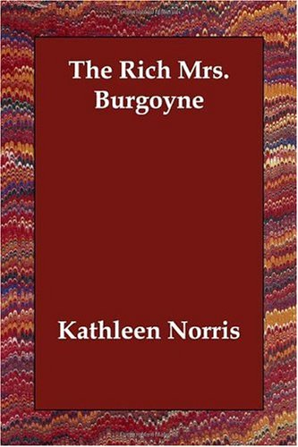 9781406835496: The Rich Mrs. Burgoyne