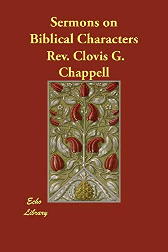 9781406845181: Sermons on Biblical Characters