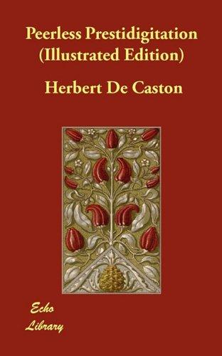 9781406868623: Peerless Prestidigitation (Illustrated Edition)