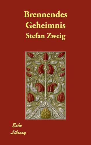 9781406871241: Brennendes Geheimnis (German Edition)