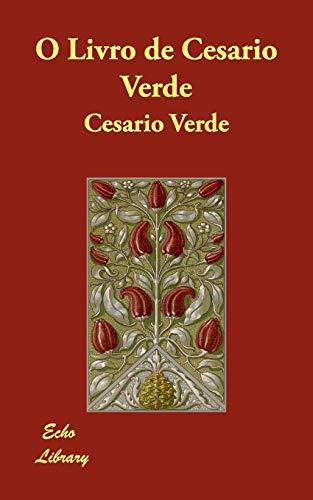 9781406875065: O Livro de Cesario Verde (Latin Edition)