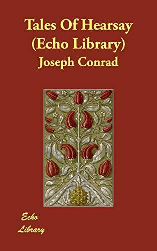 9781406890297: Tales Of Hearsay (Echo Library)