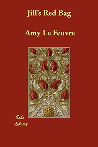 Jills Red Bag: Amy Le Feuvre