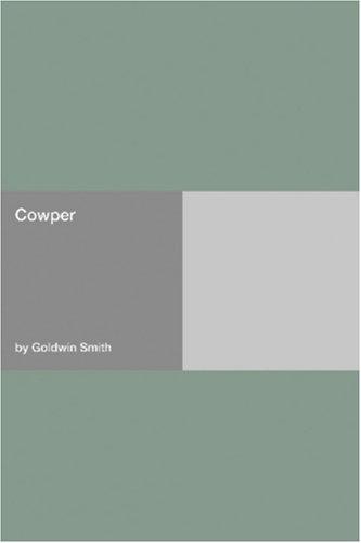 9781406908428: Cowper