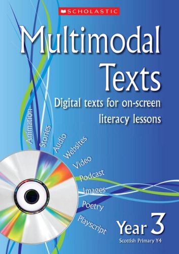 9781407100142: Year 3 (Multimodal Texts)
