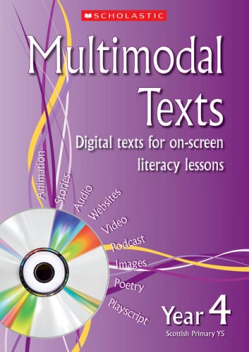9781407100159: Year 4 (Multimodal Texts)
