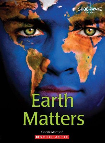 9781407101385: Earth Matters (Shockwave)