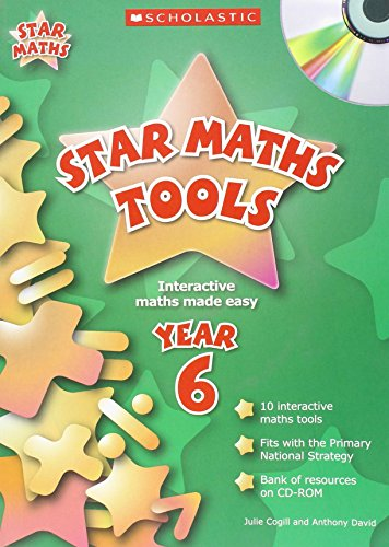 9781407102023: Star Maths Tools Year 6