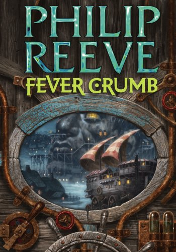 FEVER CRUMB - SIGNED STAMPED & NUMBERED LIMITED FIRST EDITION FIRST PRINTING WITH PUBLISHER'S DEC...