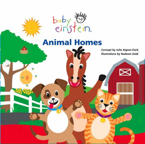 9781407102474: Animal Homes (Baby Einstein)