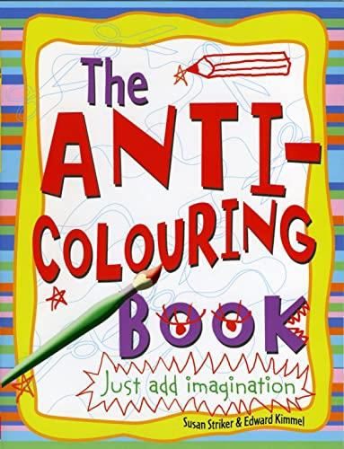 9781407102719: Anti-colouring Book