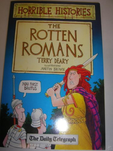 9781407102733: THE ROTTEN ROMANS