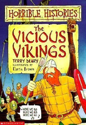 9781407102757: Horrible Histories: The Vicious Vikings
