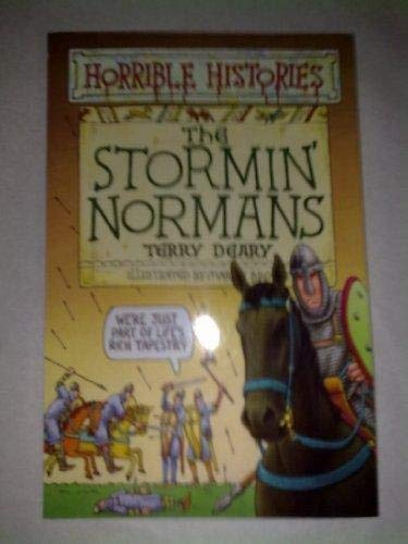 9781407102764: HORRIBLE HISTORIES, THE STORMIN NORMANS