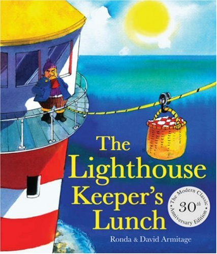 9781407103150: The Lighthouse Keeper's Lunch