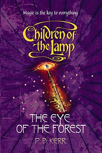 9781407103969: The Eye of the Forest (Children of the Lamp)