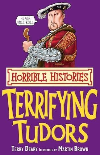 9781407104225: Terrifying Tudors
