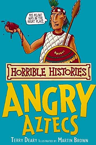 9781407104256: Angry Aztecs