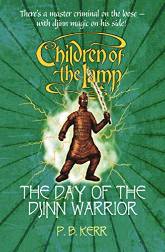 9781407104768: The Day of the Djinn Warriors (Children of the Lamp)