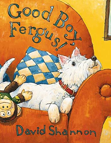9781407105000: Good Boy Fergus!