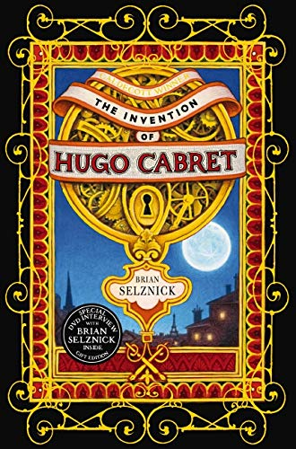 hugo cabret  The Invention of Hugo Cabret by Selznick, Brian: Scholastic ...