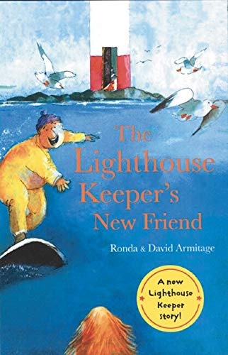 9781407105468: The Lighthouse Keeper's New Friend (Lighthouse Keeper) (Lighthouse Keeper)