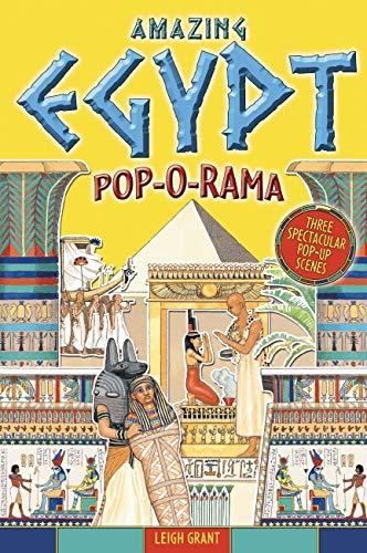 9781407105581: Amazing Egypt Pop-o-rama