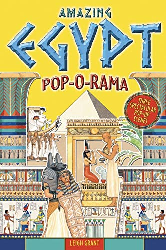 9781407105581: Amazing Egypt Pop-o-rama