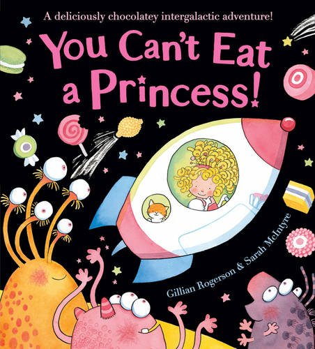 9781407105611: You Can't Eat a Princess!