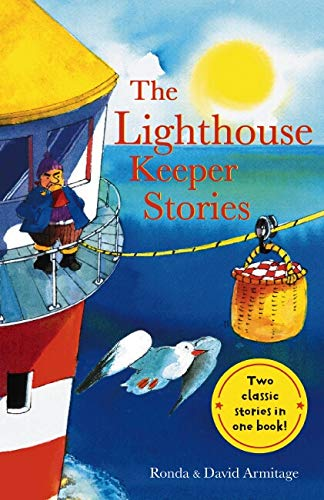 9781407105789: The Lighthouse Keeper Stories: Lighthouse Keeper's Lunch AND The Lighhouse Keeper's Picnic by Armitage, Ronda (2008) Paperback