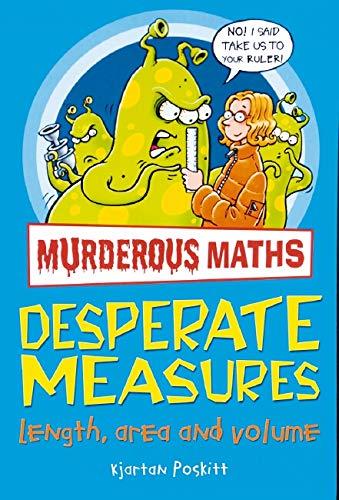 9781407105864: Desperate Measures (Murderous Maths)