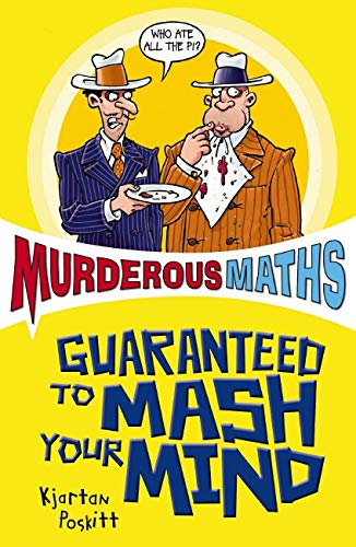 9781407105871: Murderous Maths Guaranteed to Mash Your Mind
