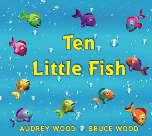 9781407106090: Ten Little Fish