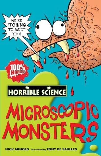 9781407106137: Microscopic Monsters (Horrible Science)