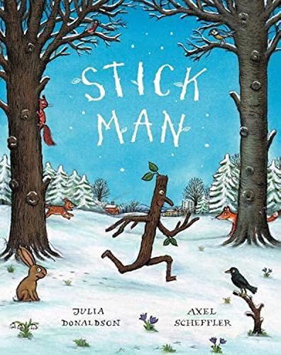 9781407106175: Stick Man