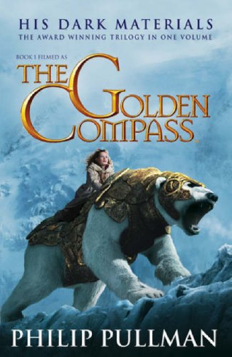 Image result for golden compass pullman book cover