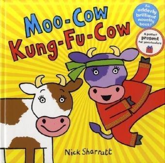 9781407106670: ? Moo Cow Kung-Fu Cow