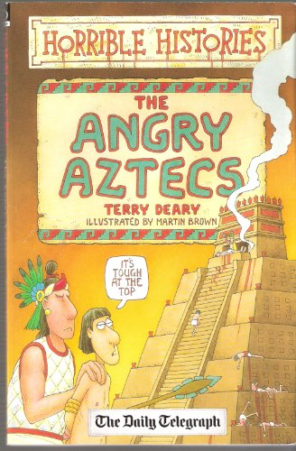 9781407106694: The Angry Aztecs